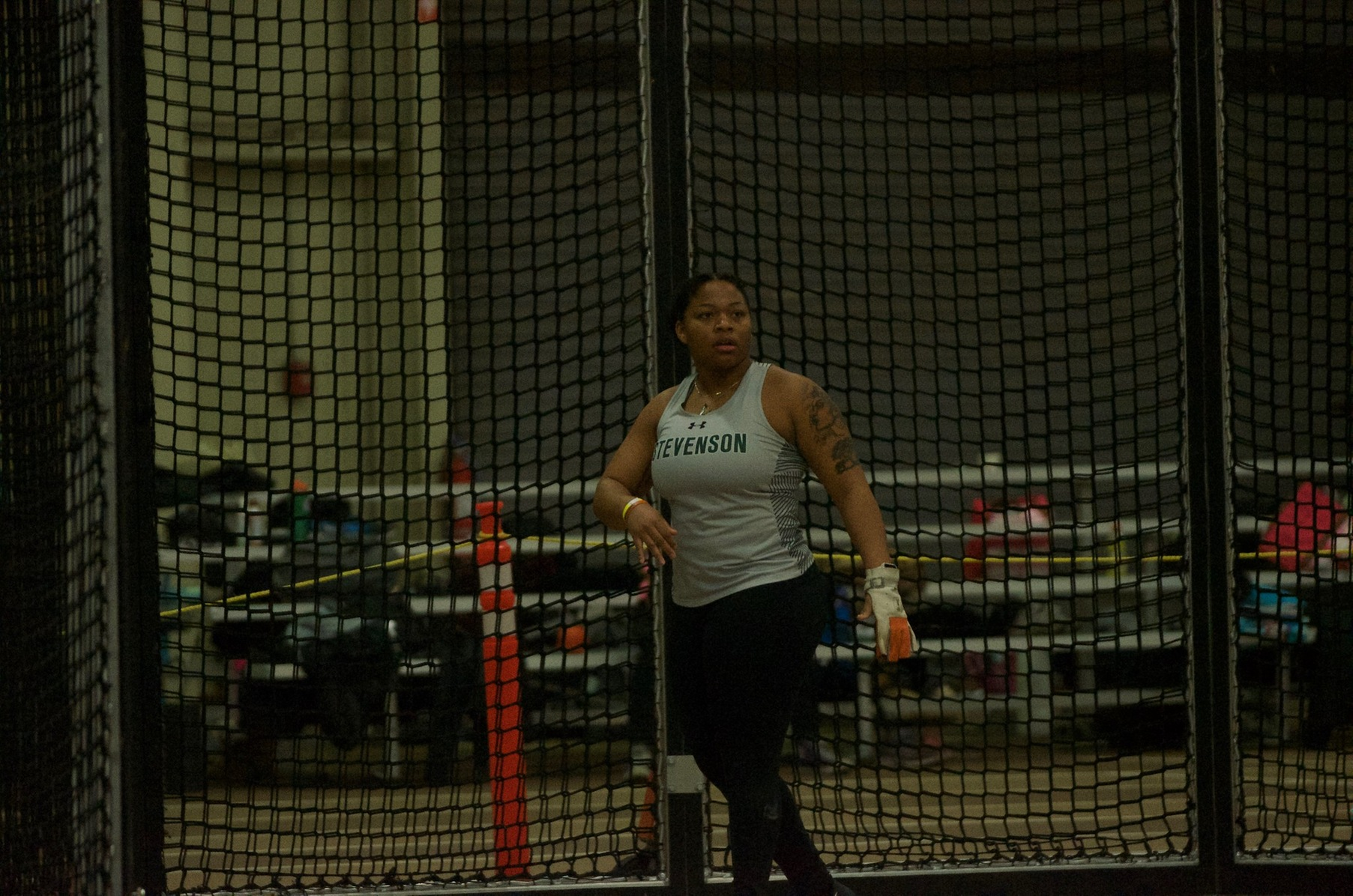Ani Sets School Record in Hammer, Places Sixth at AARTFC Championships