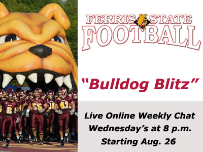 """Bulldog Blitz"" Live Online Weekly Football Chat"