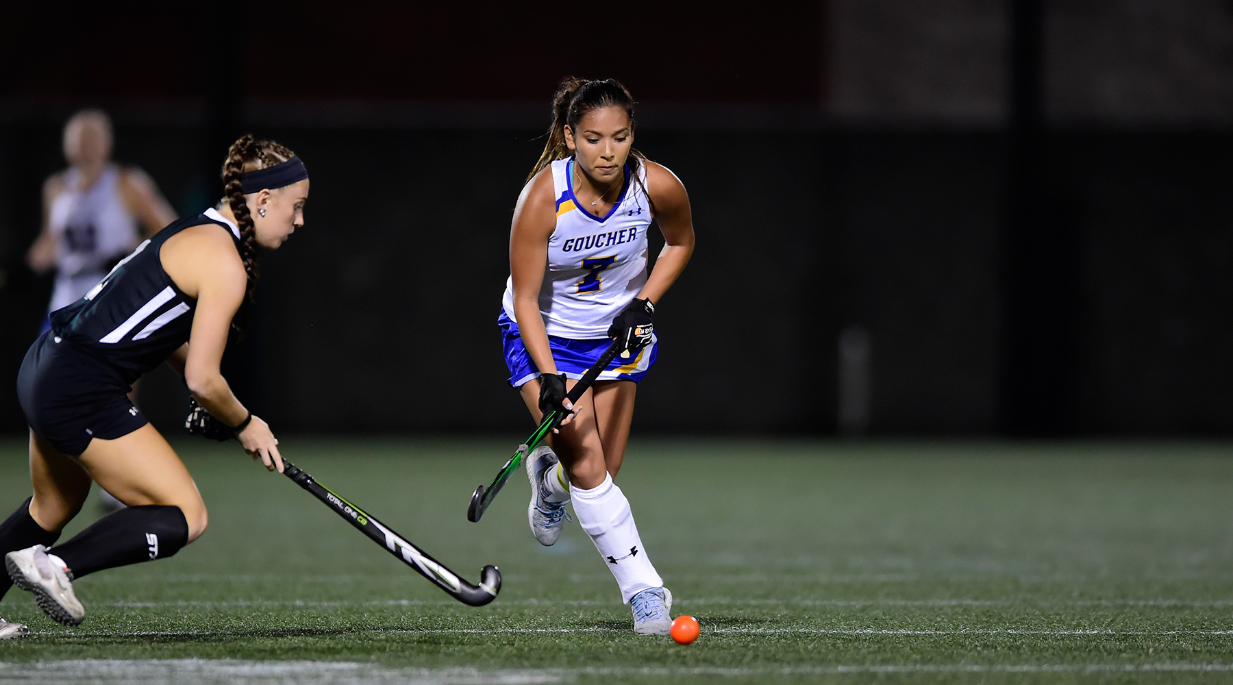 IField Hockey Falls Short in Eversley's Debut in Overtime at St. Mary's, 2-1