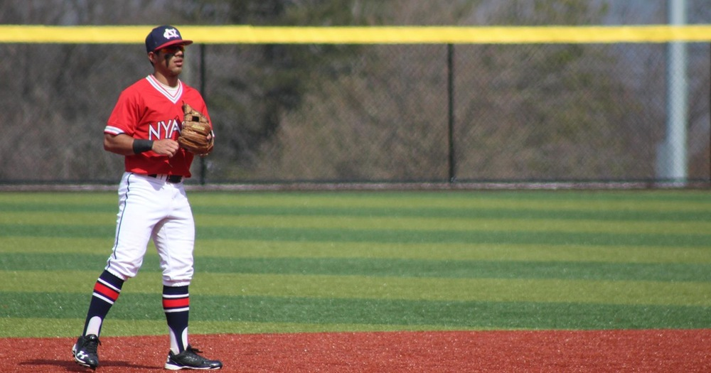 Baseball Drops Doubleheader to Dominican College Chargers
