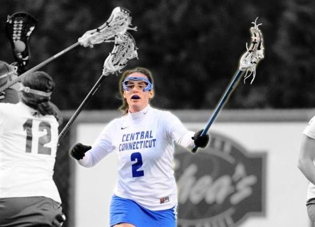 Lacrosse Looks to Stay Perfect in NEC