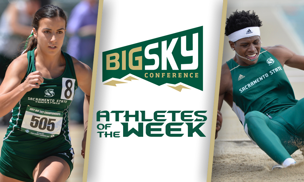 REIS, STRANGE NAMED BIG SKY TRACK & FIELD ATHLETES OF THE WEEK