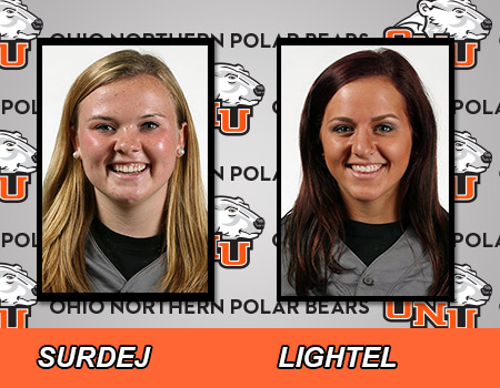 Surdej throws a no-hitter, Lightel a shutout as Softball opens 2017 season with pair of wins