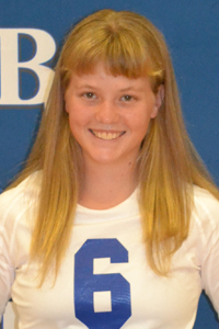 Volleyball: Taylor VanReenen