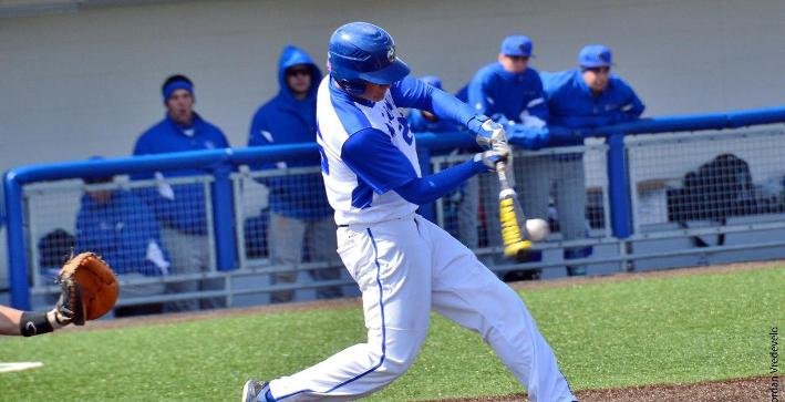 Seifert hits way to NACC Baseball weekly award