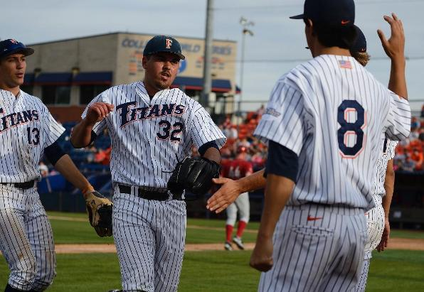 Titans Travel to UC Irvine for Final Road Series of the Season