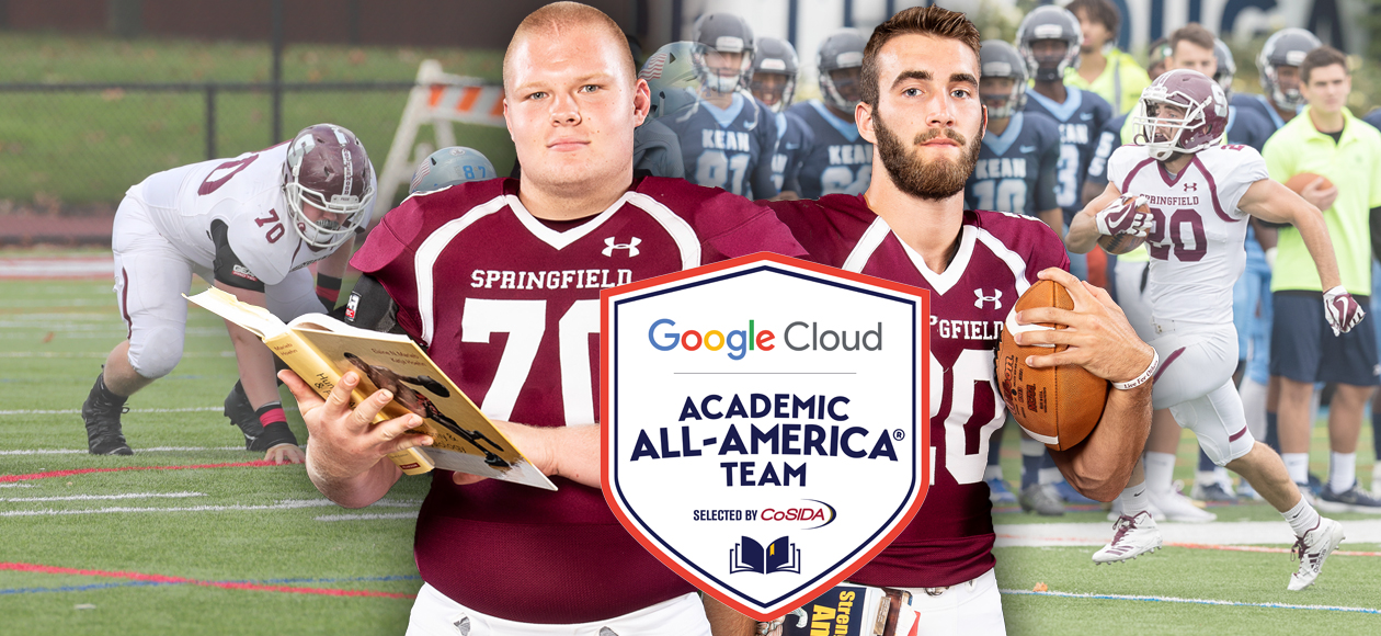 Cox and Papirio Earn Google Cloud First-Team Academic All-America® Honors