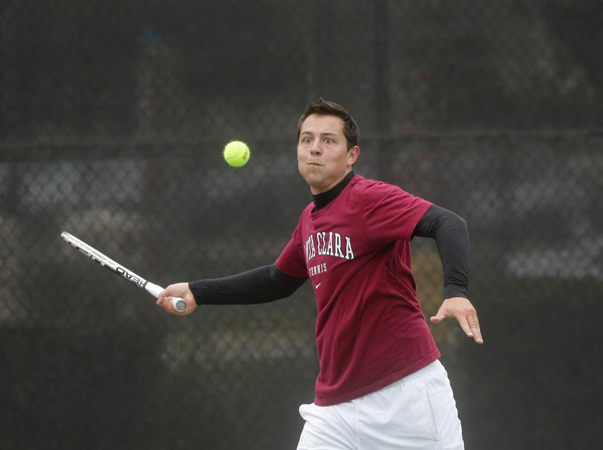 No. 56 Bronco Men's Tennis Travels to No. 42 USD and No. 43 San Diego State in Key Matches