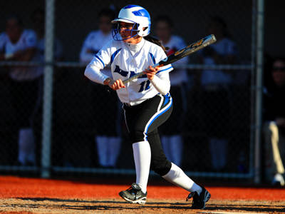 Softball Swept By Bryant on Saturday