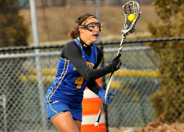 Five Collect All-MASCAC Women's Lacrosse Honors