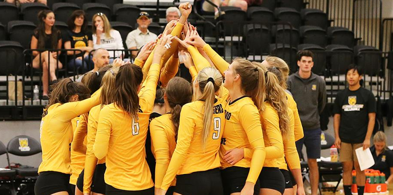 Colorado College Volleyball Ranked No. 1 in AVCA Poll