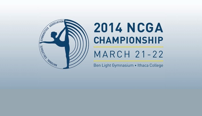 Two Gymnasts Finish as All-Americans at NCGA Championship