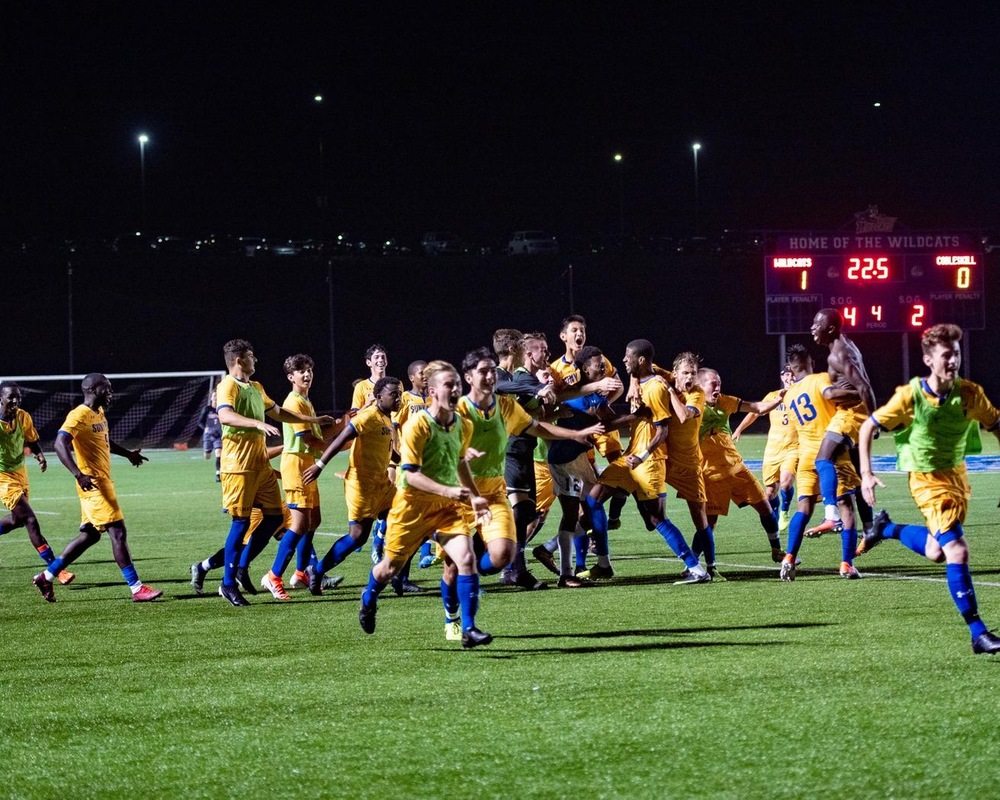 MSOC: Wildcats Win Double OT Thriller at Home