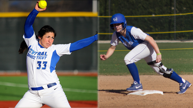 Messina, Debrosse Earn NEC Weekly Honors