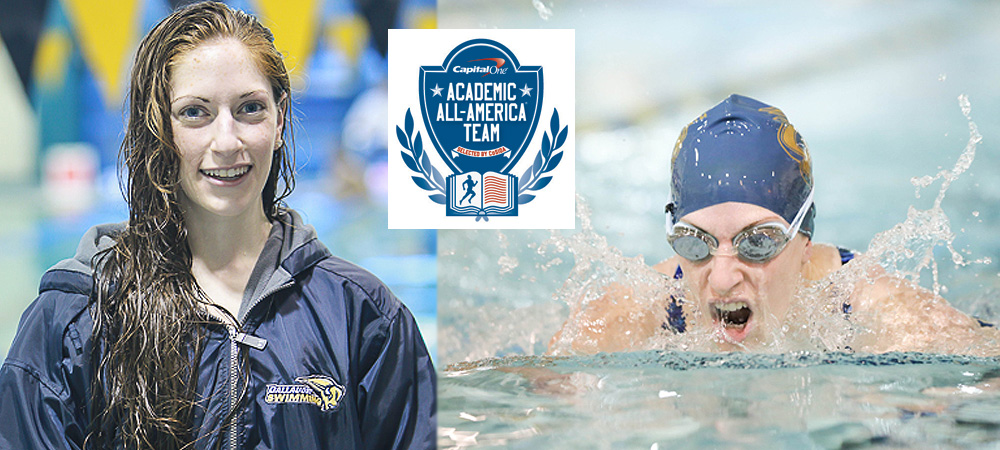 Gallaudet's Katie Giles named to the 2014 CoSIDA Academic All-America Women's At-Large Second Team