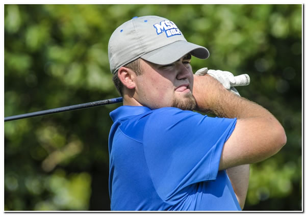 Lions' men's golf team opens the 2014-2015 season at Transy