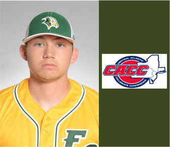De Jong Named CACC Baseball Co-Player Of The Week
