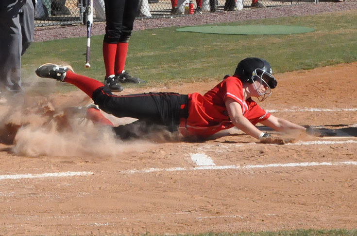 Softball: Panthers sweep Judson to push winning streak to four games