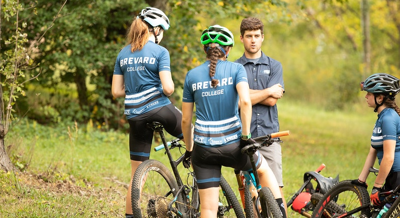 Brevard College Cycling Heads to California for Mountain Bike National Championships