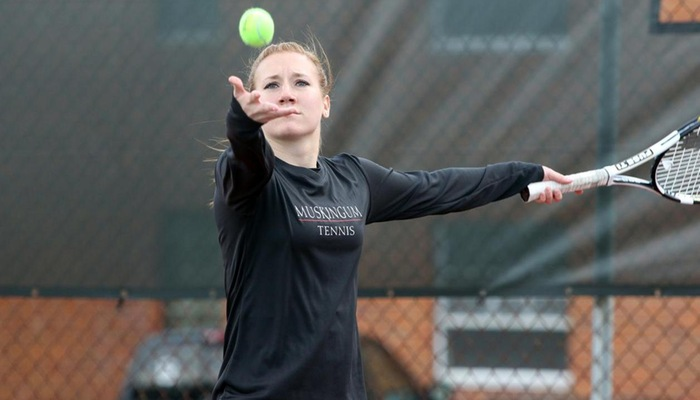 Mount Union serves past Muskingum