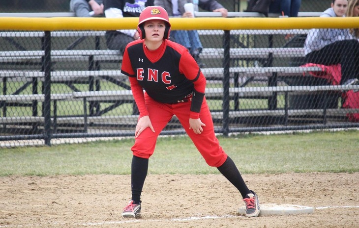 Softball Collects First-Ever Doubleheader Sweep Against Curry