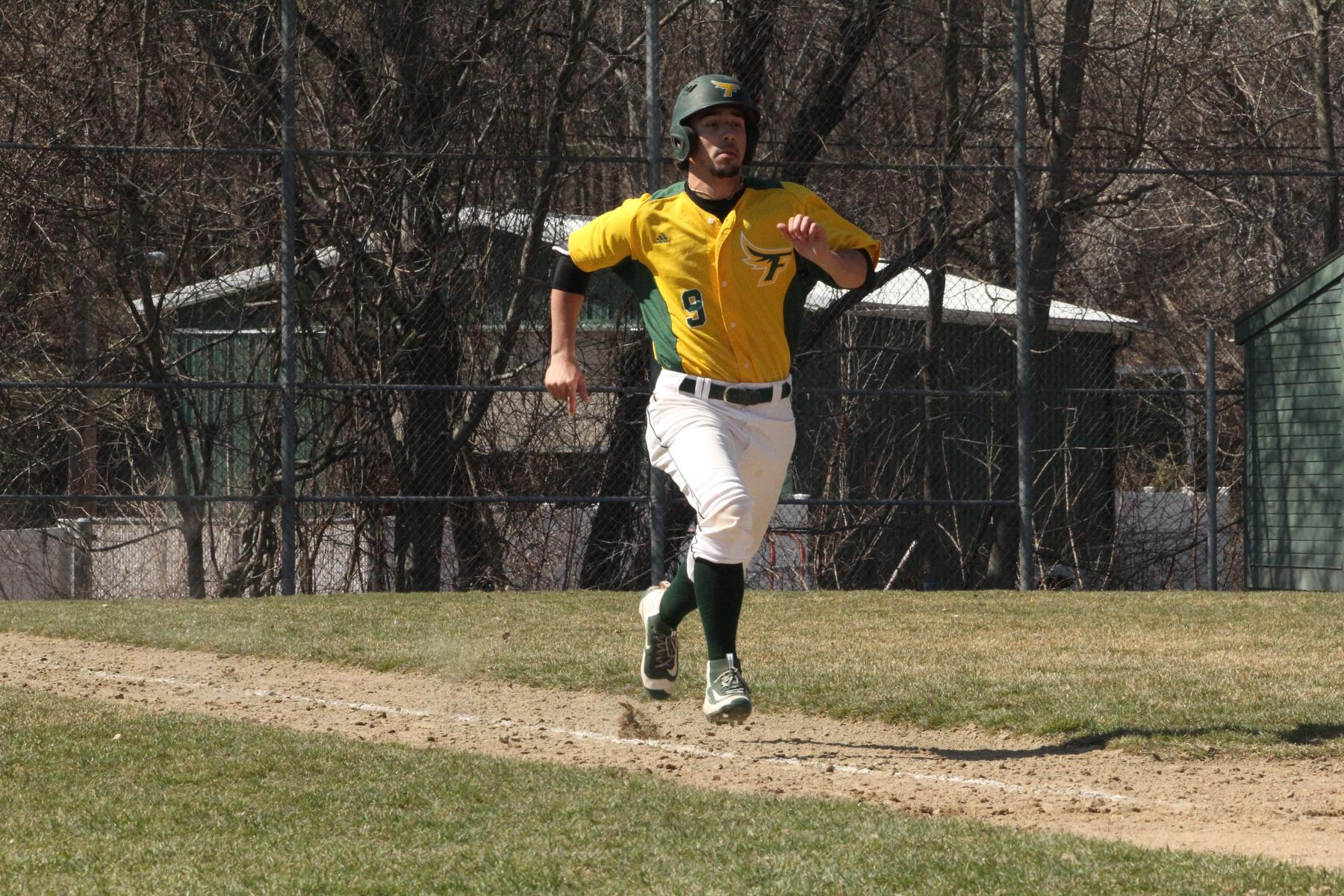 Fitchburg State Clipped By Clark, 8-7