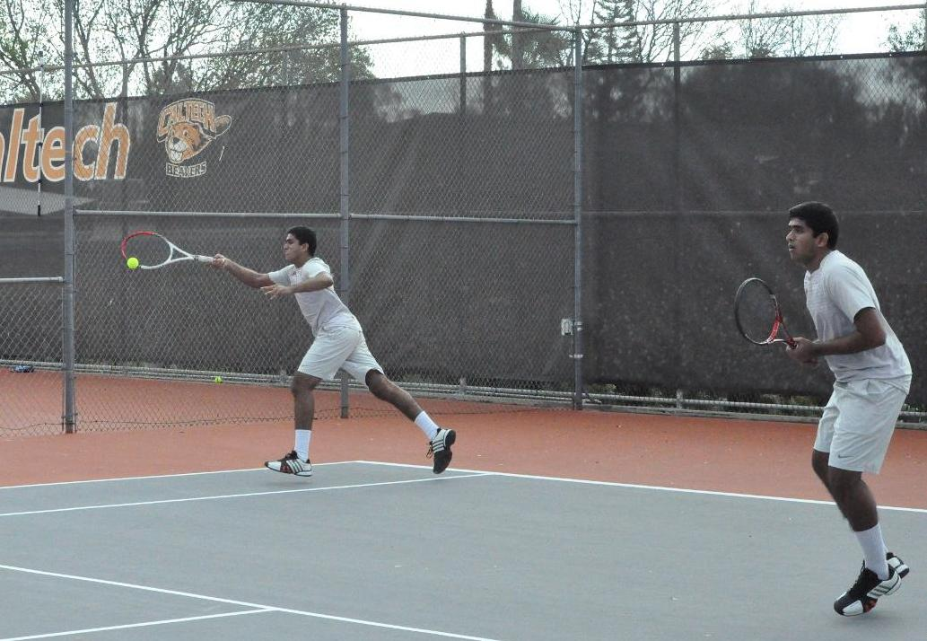 Pathireddy Twins Set Doubles Record Versus Arizona Christian