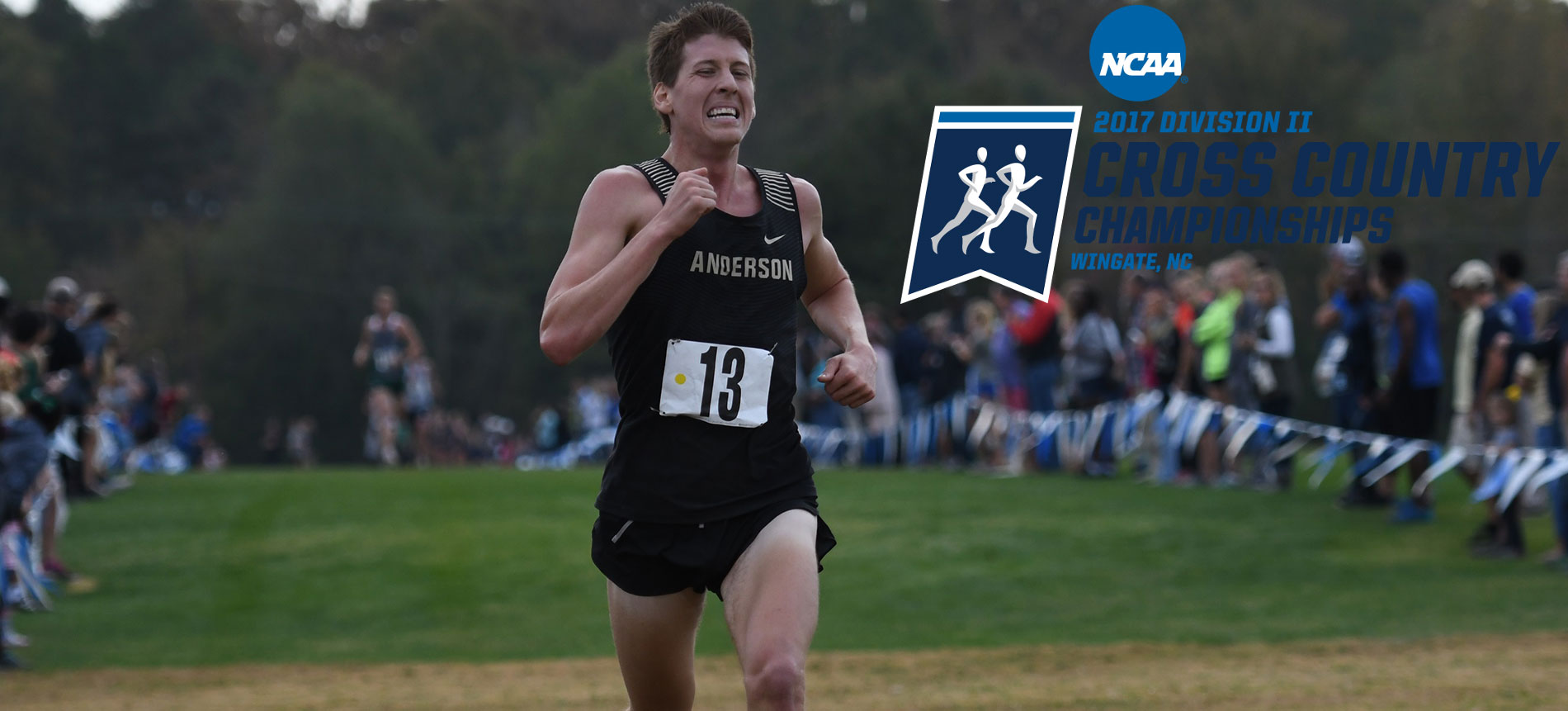 Men's Cross Country Places Fourth at NCAA Southeast Regional