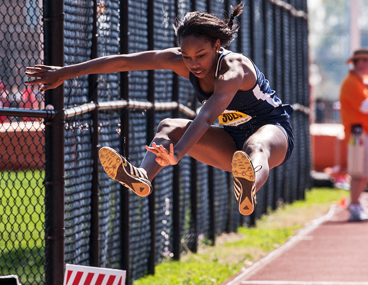 Eagles Start out Strong at Buccaneer Invitational Meet