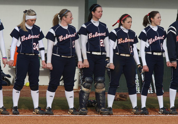 Softball's Remaining Games in Combat Classic Cancelled