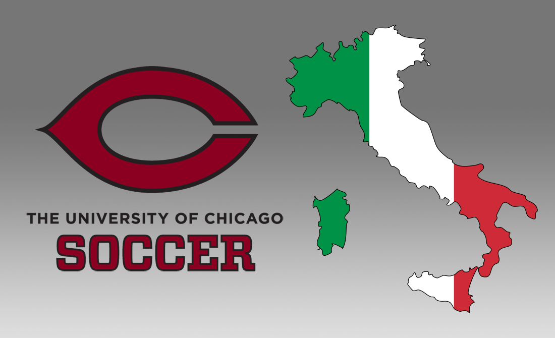Maroon men's soccer headed to Italy on spring break