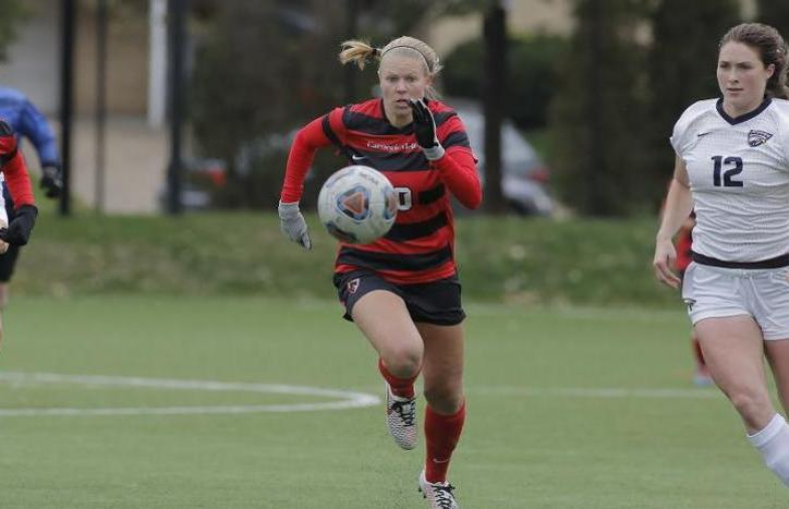 Double OT Win Against Emory Keeps No. 5 Tartans atop UAA