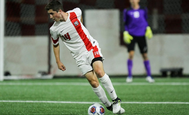 Men's Soccer Advances to NACC Semifinals