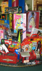 SAAC Holds Toy Drive