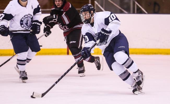 No 9 11 Ice Hockey Stalls At Elmira 5 1 Suny Geneseo