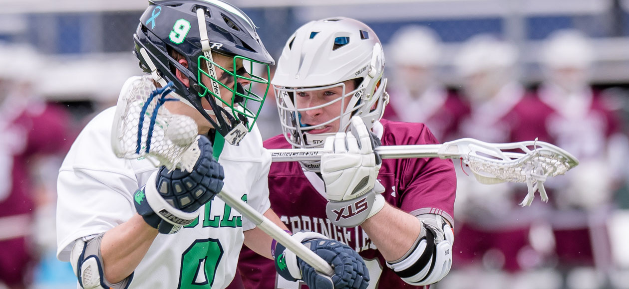 Fast Start Leads Men's Lacrosse To 11-6 Victory At Endicott
