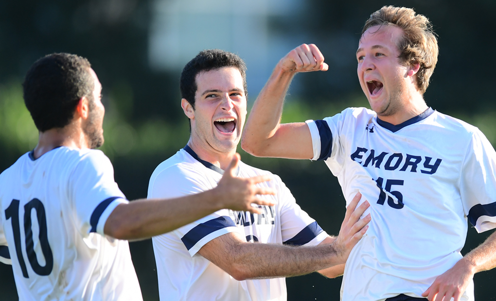 Emory Men's Soccer Draws Dickinson in NCAA First Round