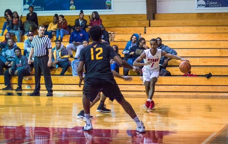 Men's Basketball Falls on the Road to Felician Golden Falcons