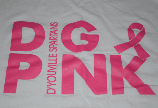 Women's Volleyball Helps Fight Cancer With Dig Pink Game