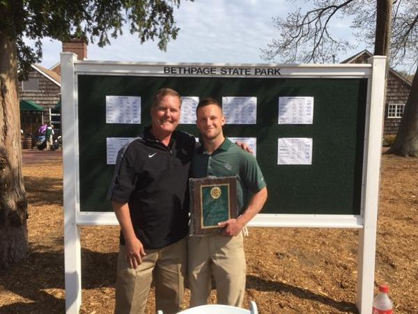 Sessions Captures FSC Spring Invitational
