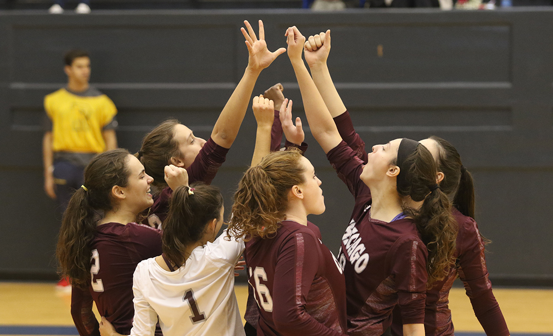 UChicago Volleyball Falls in Hard-Fought UAA Title Match