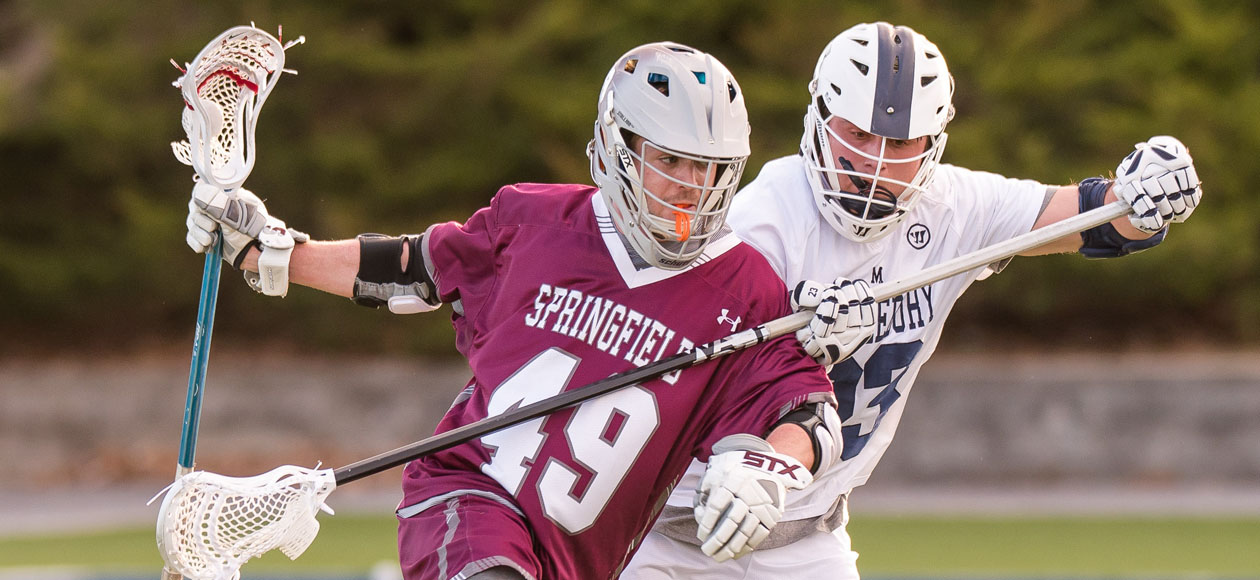 Fourth-Quarter Rally Falls Short In Men's Lacrosse's 13-12 Setback At Middlebury