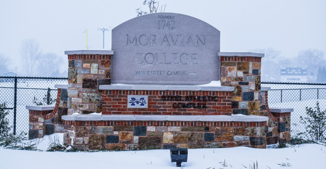 Moravian Makes Changes to Athletic Schedule for Week of March 13