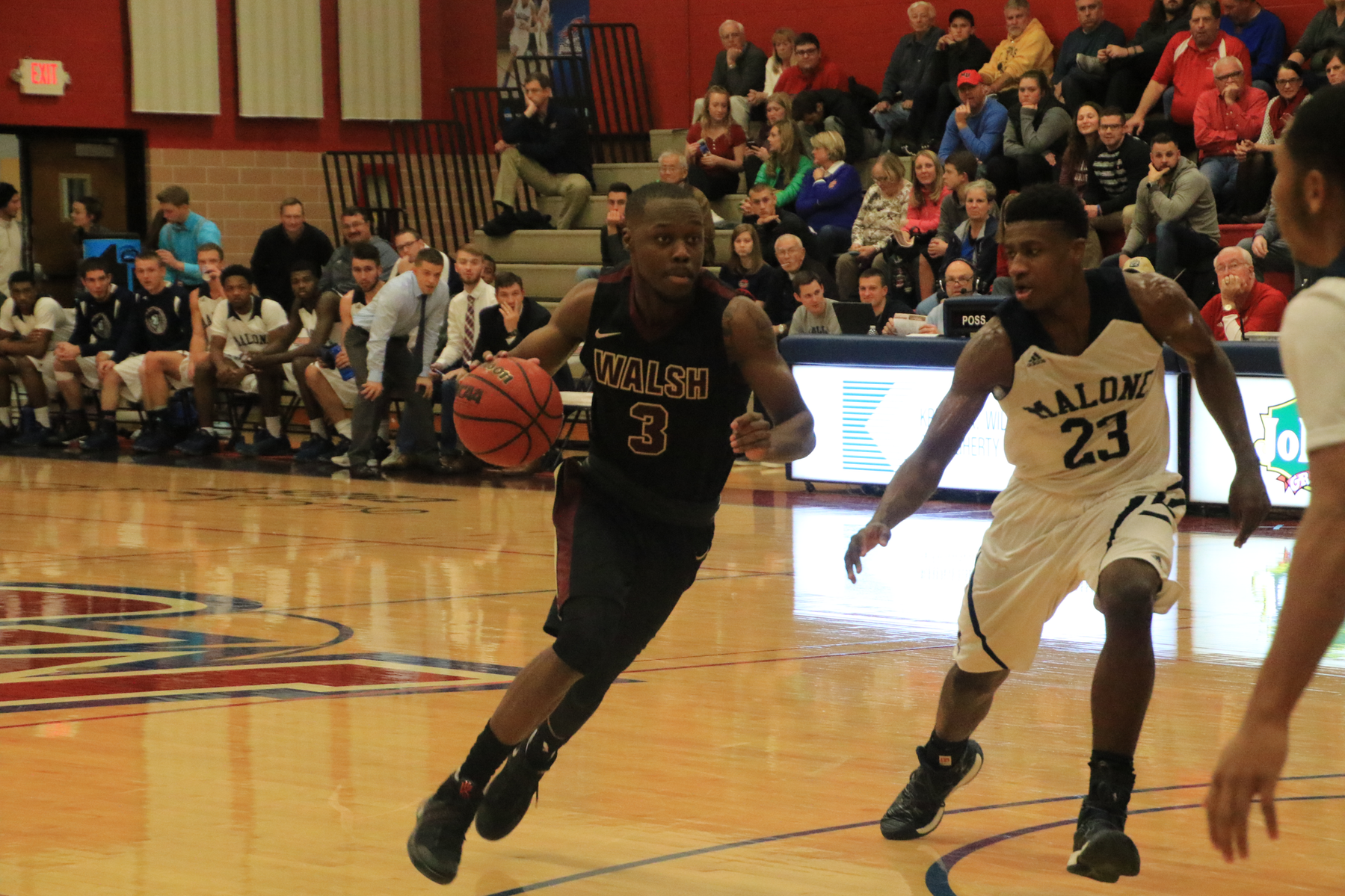 Men's Basketball Set For Final Road Trip Against North Division