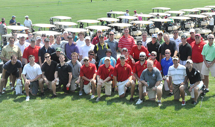 FSU Hockey Golf Outing Draws Record Crowd