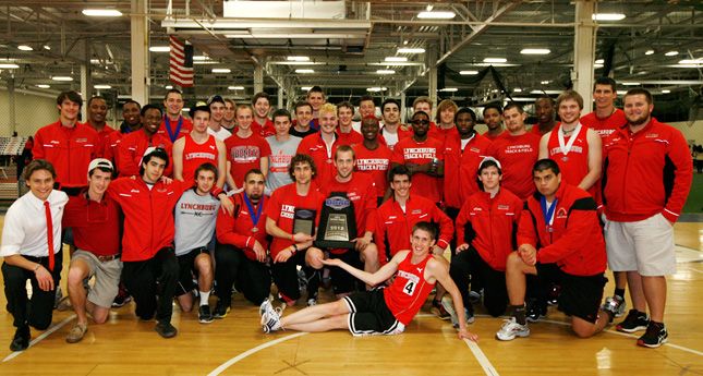 LC Men's Indoor Track & Field Captures 15th-Straight ODAC Title