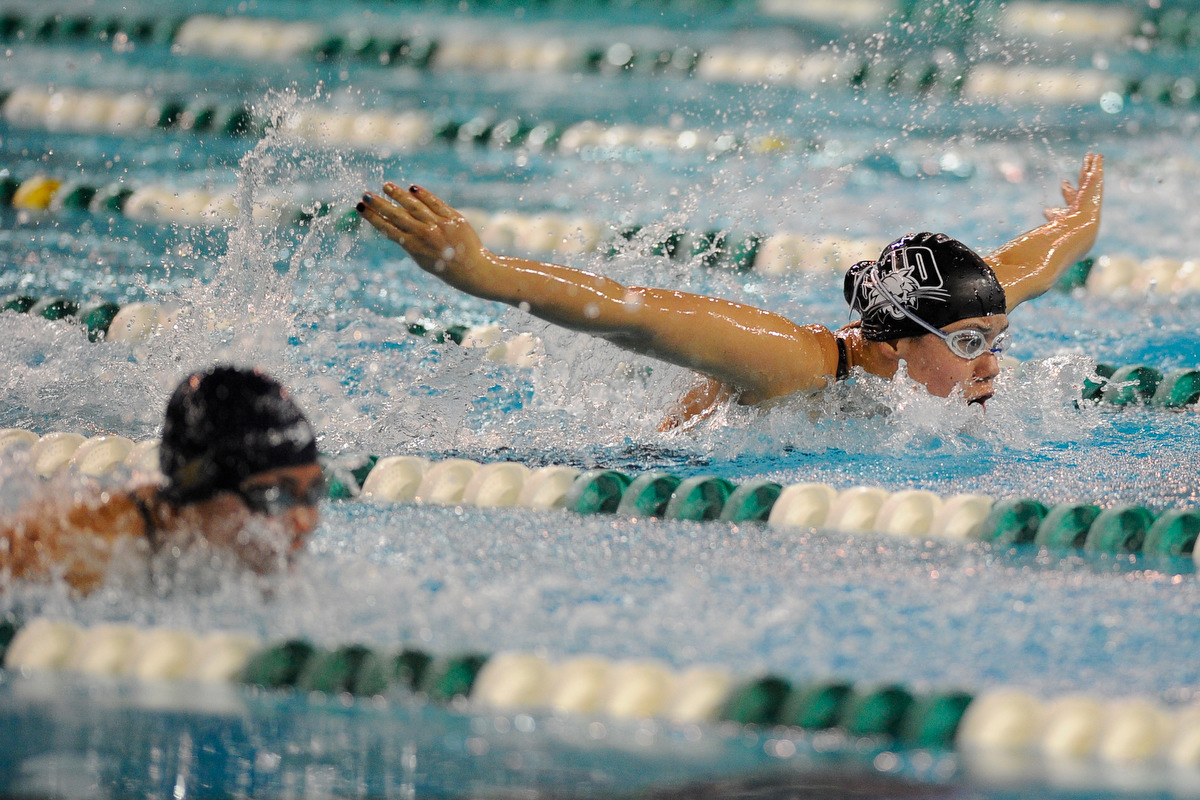 Ohio Swimming and Diving Finishes Day Three of MACs in Seventh Place