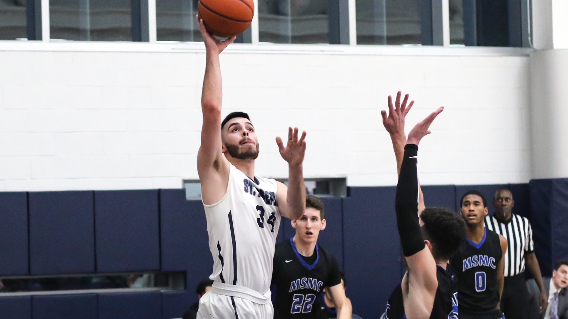 Men's Basketball Runs Streak to Three WIth Overtime Win Over Purchase