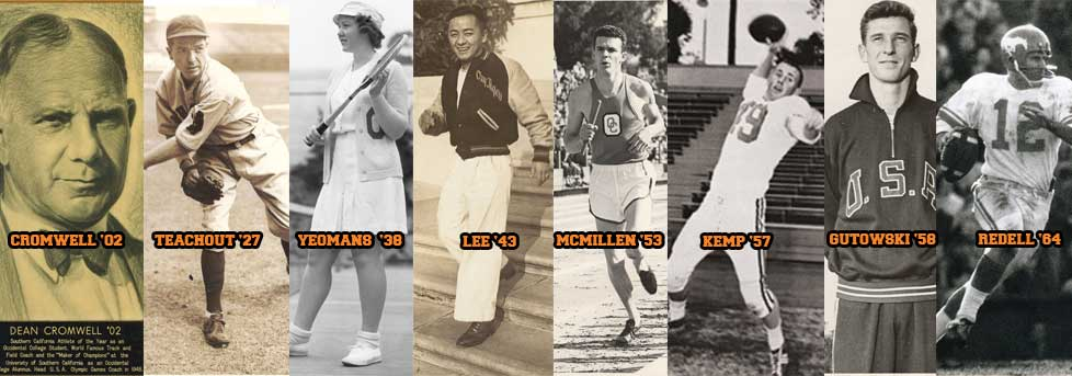 First Occidental College Athletics Hall of Fame Class Announced