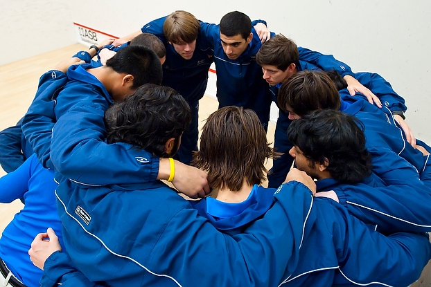 Men's Squash Season Preview